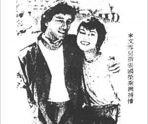 1980.12.21 张国荣主演电影《小小心愿》拍摄顺利进行