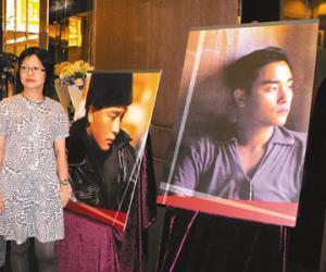 歌迷纪念张国荣54岁冥寿 齐聚香港筵开26席
